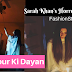 Sarah Khan Starrer Horror drama titled as Bhelapur Ki Dayan