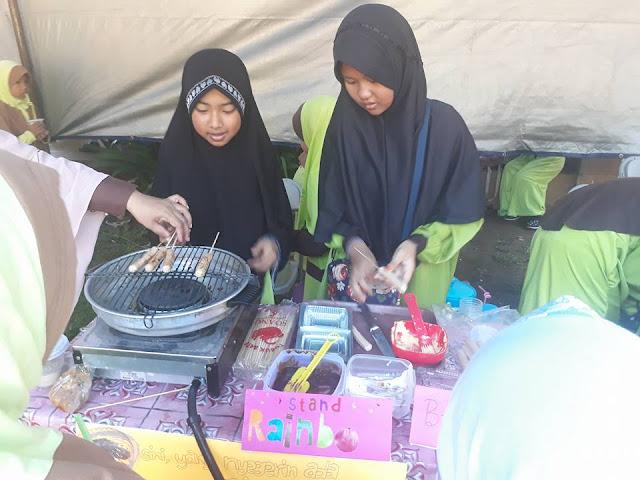 Market Day Para Siswa Sekolah