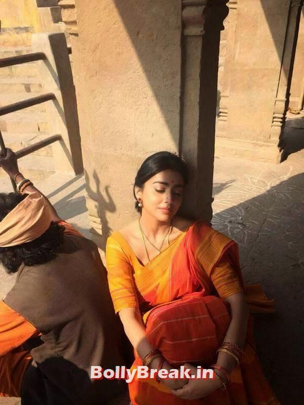 Shriya Saran Unseen Stills, Shriya Saran Pics From Gopala Gopala Telugu Film