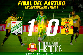 Oriente Petrolero 1 - Destroyers 0 - DaleOoo