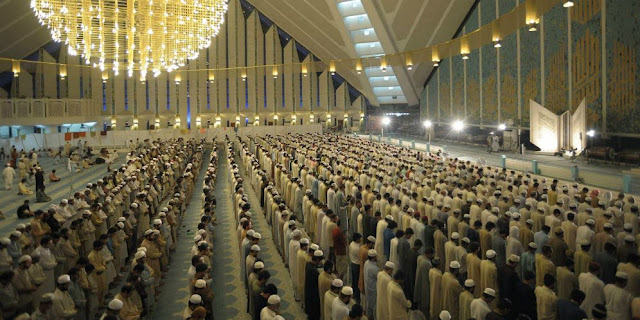Bacaan Bilal Shalat Tarawih Dan Witir Edisi Ramadhan Lengkap