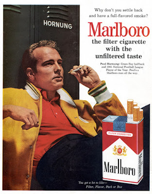 Paul Hornung for Marlboro