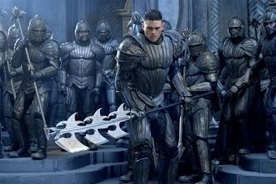Karl Urban regresará a Riddick