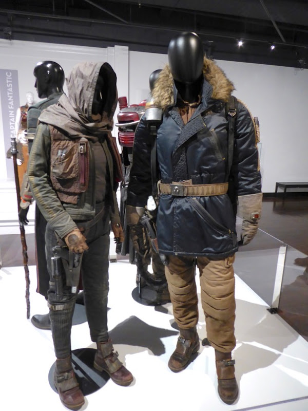 Jyn Erso Cassian Andor Rogue One costumes