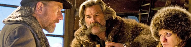 Quentin Tarantino Kurt Russell Jennifer Jason Leigh Tim Roth | The Hateful Eight
