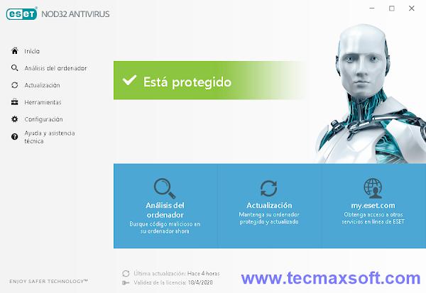 descargar ESET NOD32 Antivirus 11 Full Licencias gratis _ cap 1