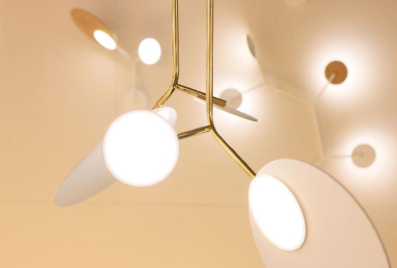 lampada di design collezione Ballon di Tunto