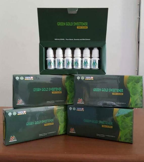 MSI Green Gold Sweetener