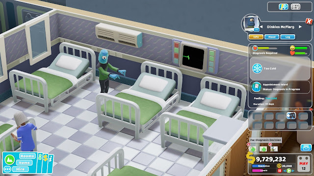 Two Point Hospital Close Encounters PC Full imagenes