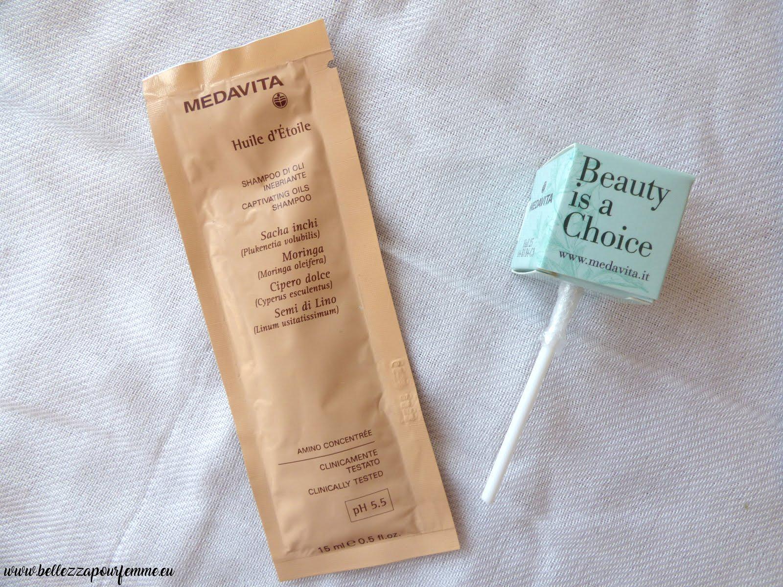Medavita  Shampoo di Oli Inebriante pH 5.5