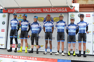 Equipo Ciclista Cartucho.es Memorial Valenciaga 2017