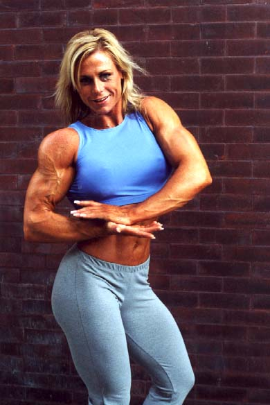 Christine roth female bodybuilder - 4 3