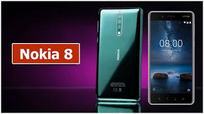 Nokia 8 Best SmartPhone Fetures & Price in india - Mobiletopstore