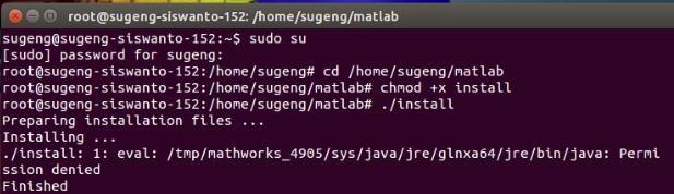 Cara Install MATLAB di Ubuntu (LINUX)