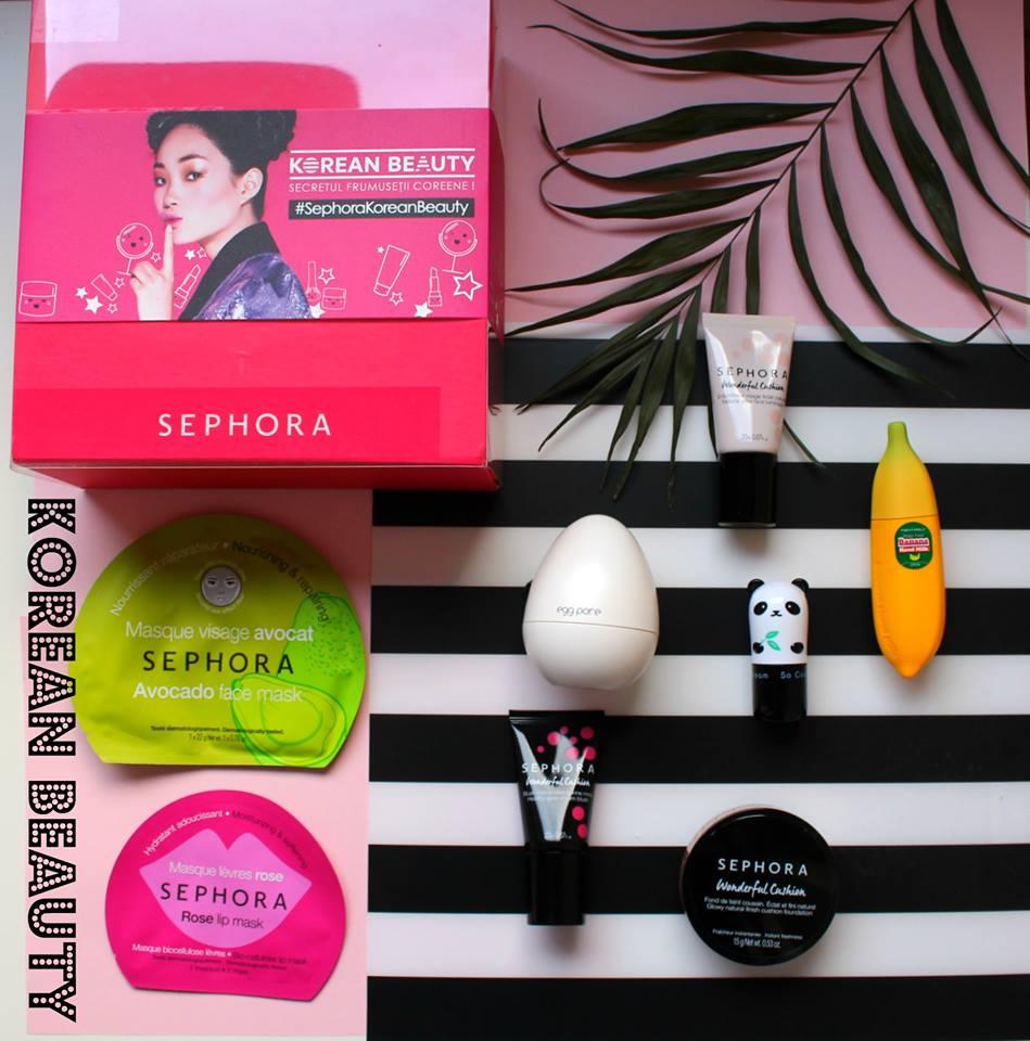 Secretele Frumusetii Coreene In Magazinele Sephora Beauty Insider