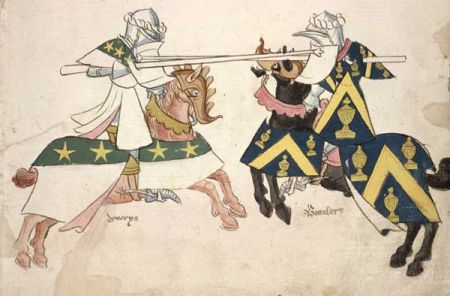 TRUE HIGHLAND SPIRITKnights In The Middle Ages Jousting