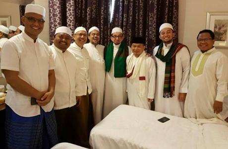 Reuni 212, Habib Rizieq Serukan NKRI Bersyariah, Pribumi Jadi Tuan Rumah