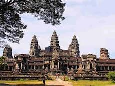 Angkor Wat , Bukan Candi Tunggal Tapi Kota Candi