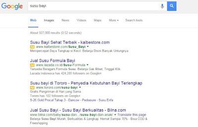 jual di google.co.id