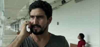 Jamil (Renato Góes) em cena da novela das seis da Globo; mocinho vai escapar da morte