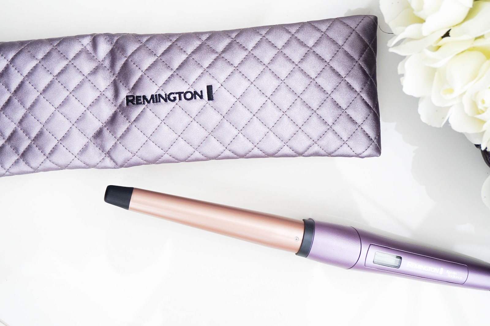Remington Keratin Radiance Collection