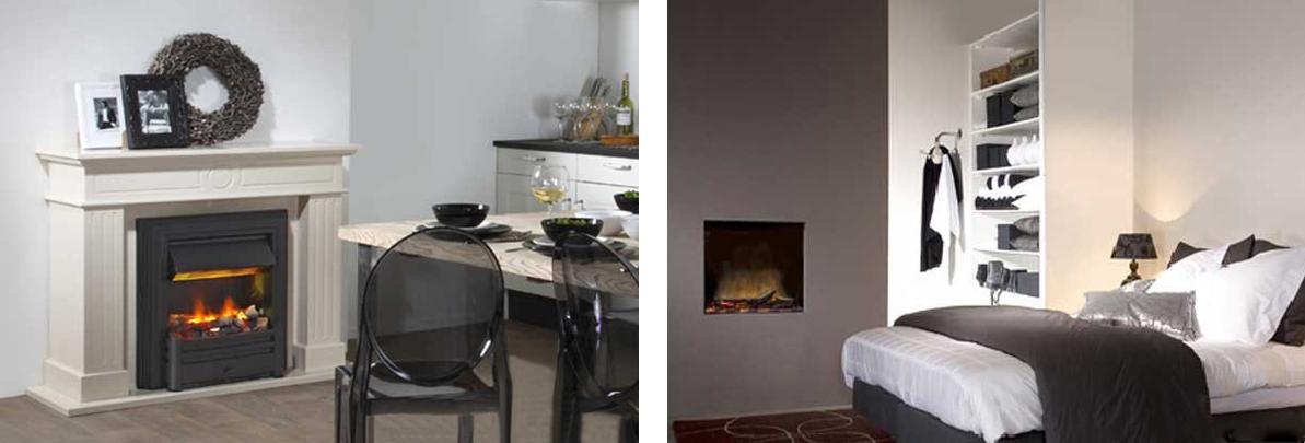 Blog de mbar muebles las chimeneas el embrujo de las for Salones con chimeneas electricas