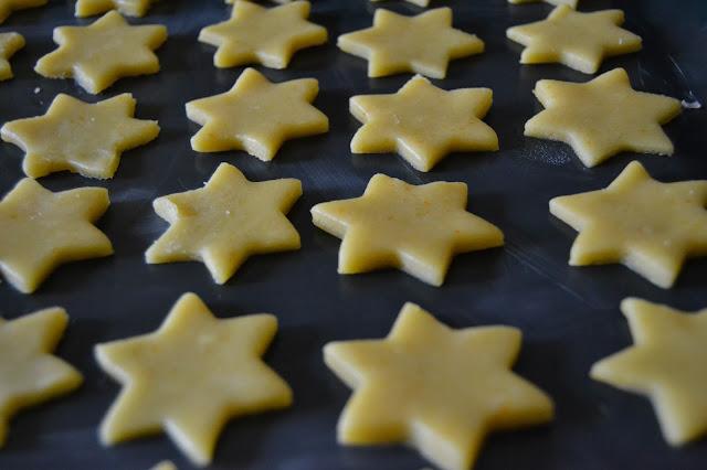 galetes de mandarina de proximitat al forn