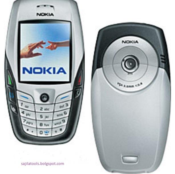 Nokia 6600(NHL-10) Latest Flash File Version V5.53.0