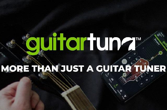GuitarTuna - Η απόλυτη εφαρμογή για όσους παίζουν κιθάρα ή άλλο έγχορδο