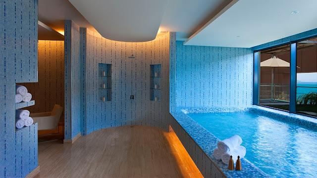 Phòng Spa tiện nghi - khách sạn Sheraton Nha Trang