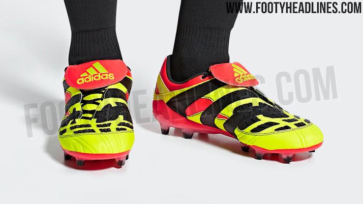 finest selection 9cc0b 535d5 Adidas Predator Accelerator - Features