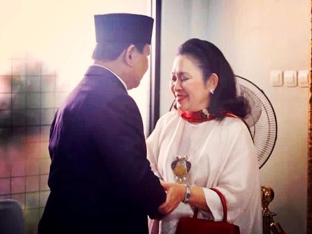 6 Kisah Cinta Prabowo-Titiek yang Tak Semua Orang Tahu