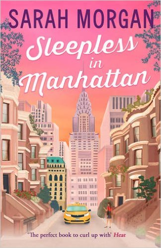 sleepless in manhattan by Sarah Morgan