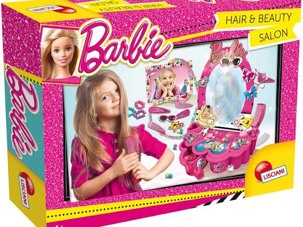 Barbie e Lisciani Giochi presentano una nuova linea di giochi creativi!