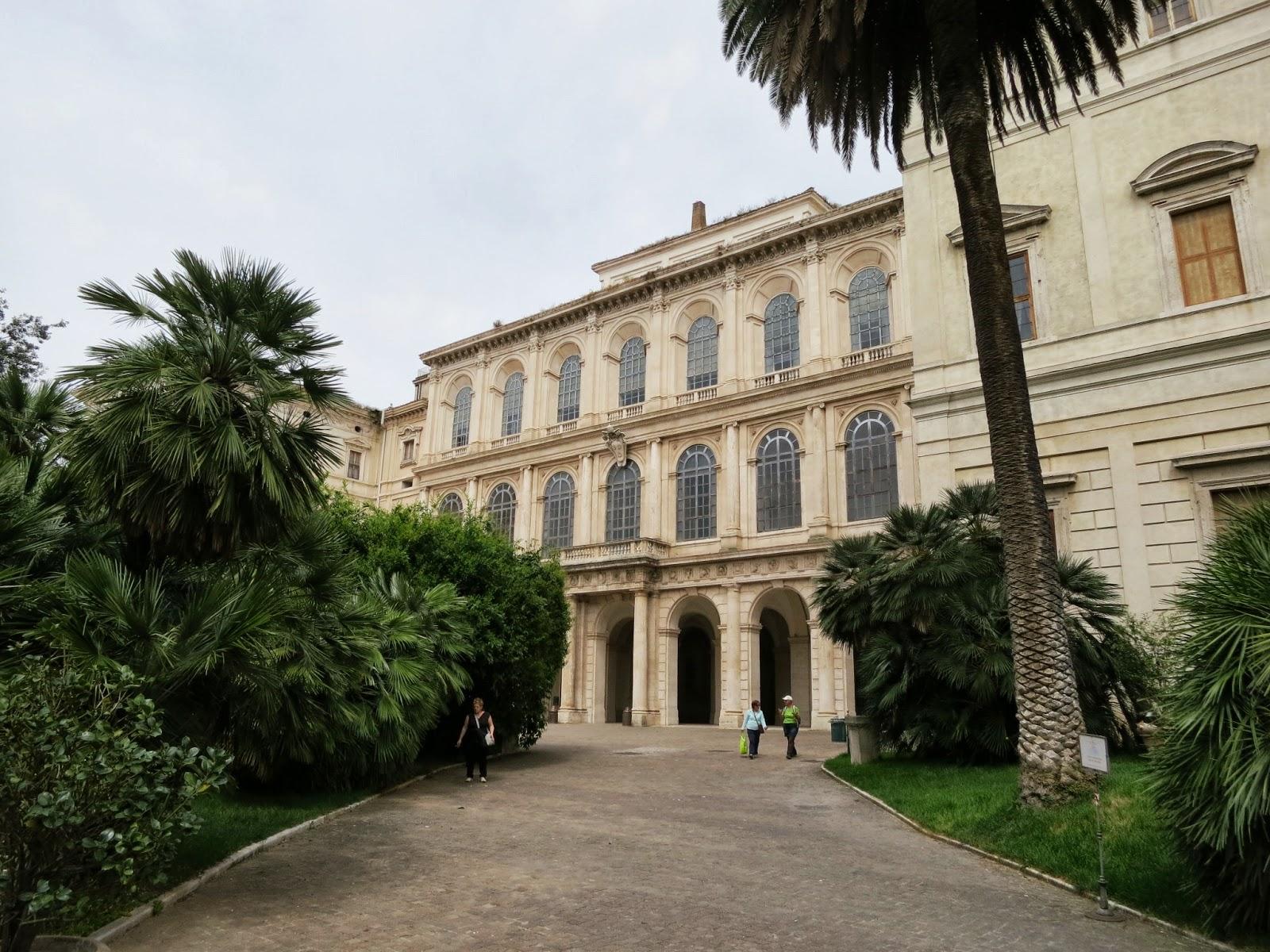 Leonardo旅遊小記: 義大利(2013/04/25)二 精彩羅馬 訂錯房的佛羅倫斯