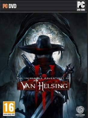 Descargar The Incredible Adventures of Van Helsing 2 pc full en español por mega y google drive.