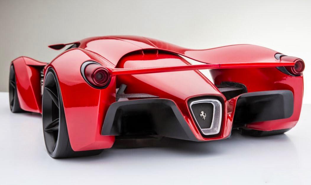 Ferrari F80 Concept Supercar - Motor Lovers