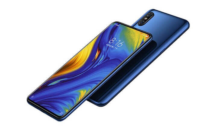 Xiaomi Mi MIX 3 with up to 10GB RAM and Sliding Camera Launched