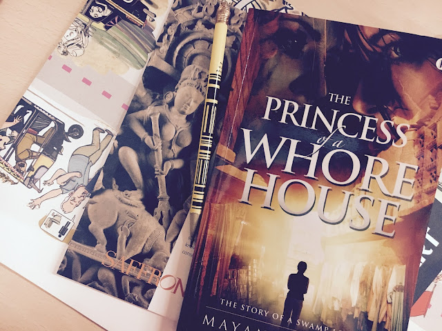 The Princess of a Whorehouse: The Story of a Swamp Lotus by Mayank Sharma