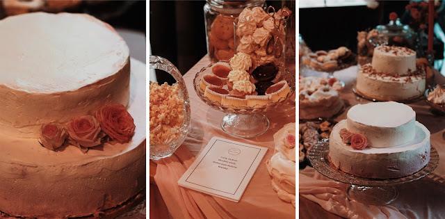 Alternatywne Targi Ślubne w Gdańsku Słodki stół, cukiernia, słodkości, słodycze, babeczki, popcorn, tort, ciasta Z innej Parafii sweets, candy bar, wedding cake, tort weselny, kwiaty na torcie