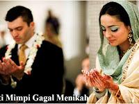 3 Makna dan Arti Mimpi Gagal Menikah Lengkap
