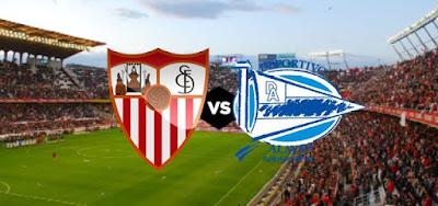 مشاهدة مباراة اشبيلية وديبورتيفو الافيس اليوم بث مباشر فى الدورى الاسبانى