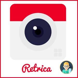 تحميل تطبيق ريتريكا 2020 Retrica للأندرويد والأيفون والإيباد مجاناً