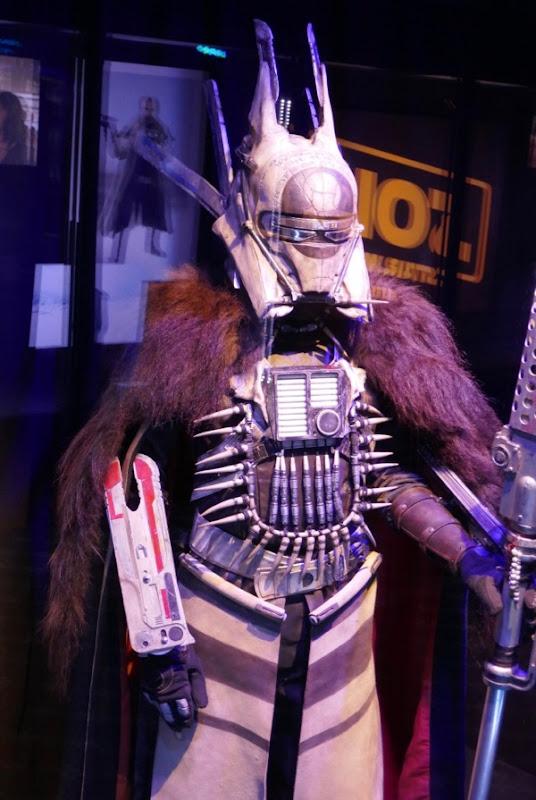 Solo Star Wars Enfys Nest film costume