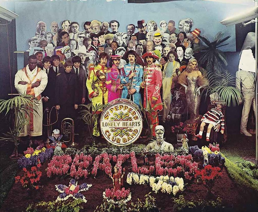 « Sgt. Pepper's Lonely Hearts Club Band » fête son 50e anniversaire