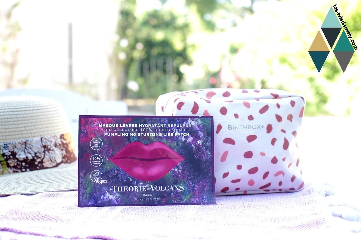 Lip mask de La Théorie des Volcans :