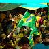 Brasil x Suíça! Torcida fez a festa em Ji-Paraná