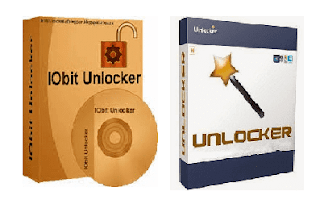 Unlocker Iobit Unlocker - Software