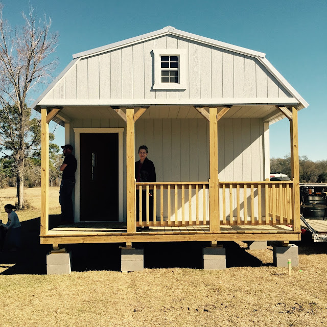 Tiny House Town Conroe Family Home 500 Sq Ft