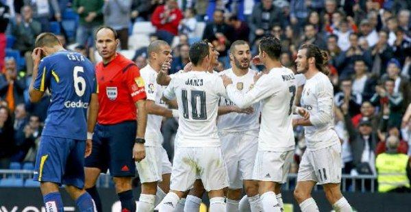 Assistir Getafe x Real Madrid  ao vivo grátis em HD 14/10/2017